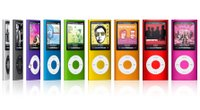 iPod Nano Colour Range